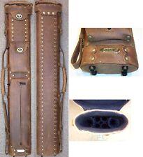 New Instroke Buffalo Leather 2x4 Cue Case - ISB24
