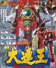 Gosei Sentai Dairanger DX DAIRENOH Figure Mighty Morphin w// Tenhou Rairai Ball