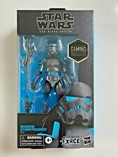 Star Wars Hasbro Black Series Gamestop Shadow Stormtrooper SEALED Figure (A)