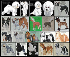 Companion Dog Breeds Counted Cross Stitch Patterns