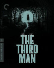 The Third Man (Blu-ray Disc, 2008, Criterion Collection)