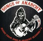 Songs Of Anarchy: Music From Seasons 1-4 - Various Artists (2011, CD NEUF)