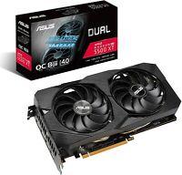 ASUS AMD Radeon RX 5500XT O8G GDDR6 DUAL-RX5500XT-O8G-EVO Dual Fan EVO Edition