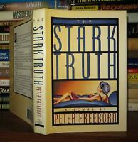 Freeborn, Peter THE STARK TRUTH  1st Edition 1st Printing