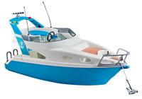 Playmobil 9822 Luxusyacht NEU OVP Yacht Boot Schiff Wasserspielzeug