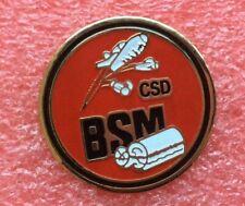 Pins ÉCUSSON Patch NASA BSM BOOSTERS SEPARATION MOTOR Vintage Badge Lapel Pin