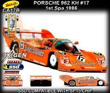 Slot.it CA17B - Porsche 962C KH 1st Spa - 1:32 scale slot car