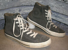 Original CONVERSE Chucks sneaker hi, Gr. 42, Leder, grau !!!