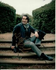 NATHANIEL PARKER hand-signed BLEAK HOUSE 8x10 uacc rd coa NICE OUTDOOR CLOSEUP