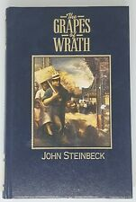 The Grapes of Wrath 1988 Hardback, John Steinbeck, Excellent Book Good condition