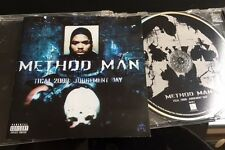 Method Man ‎– Tical 2000: Judgement Day CD