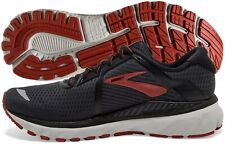 Brooks Adrenaline GTS 20 Black/Ebony/Ketchup multiple sizes New In Box