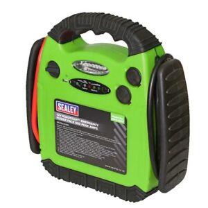Sealey RS1312HV Portable Emergency Power Pack 12V 900A Car Battery Jump Starter