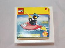 Lego Set 2536 New Factory Sealed, Shell Gas 2000