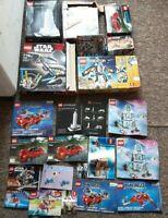 Job Lot of Genuine LEGO Box Manual & Booklets Only Ninjago Architect Creator Box