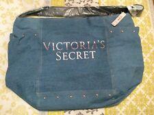 NEW Victoria's Secret Large Denim Tote Bag