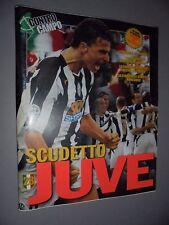 LIBRO BOOK SCUDETTO JUVE FC JUVENTUS SCUDETTO N° 28 CONTROCAMPO
