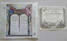 FRANCE 1989 BLOC 11 neuf** avec carte d'entrée  c 15 €  a/cr124