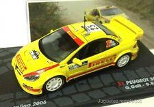 1/43 PEUGEOT 307 WRC GALLI RALLY ARGENTINA 2006 IXO EAGLEMOSS DIECAST