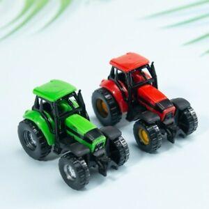 Car Model Toys Kids Diecasts Vehicle Mini Farmer Cart Utility Vehicle Simulation