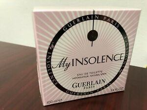 MY INSOLENCE by GUERLAIN PARIS 3.4 FL oz / 100 ML Eau De Toilette Spray Sealed