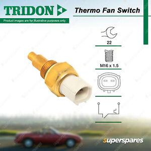 Tridon Thermo Fan Switch for Mitsubishi Galant GSR Magna TR Verada