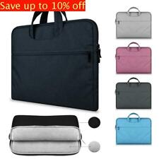 Sleeve Case Laptop Bag Notebook Shockproof Cover For MacBook HP Dell Lenovo