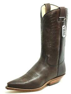 118Westernstiefel Cowboystiefel Line Dance Catalan Style Leder 1738 Vidal 43