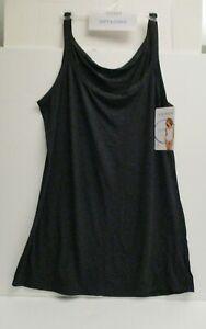 Jockey women's superset camisole size Large black style 2074