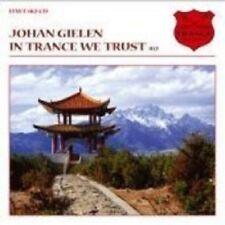 JOHAN GIELEN - IN TRANCE WE TRUST 12  CD NEUF