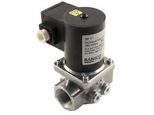"1"" 28MM GAS SOLENOID SHUT OFF VALVE INTERLOCK ISOLATOR 240V SPARE PARTS"