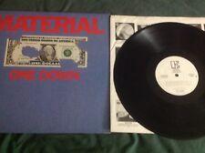 Material White Label Promo LP One Down Bill Laswell Vinyl NM