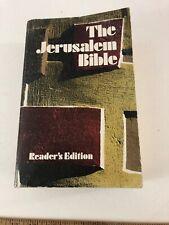The Jerusalem Bible - Alexander Jones (1971, Paperback)
