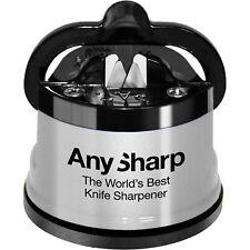 Eddingtons 5150251507 AnySharp Knife Sharpener Silver