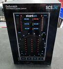 Stanton DaScratch Performance Control Surface SCS.3d DJ Controller - New!