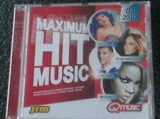 MAXIMUM HIT MUSIC (Q Music) 03 2010 Yolanda Be Cool, Stromae, The Subs, Editors