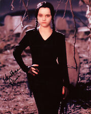 Christina Ricci - Wednesday Addams - The Addams Family -Signed Autograph REPRINT