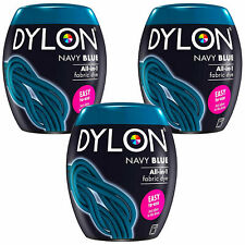 Dylon 3 X machine Dye Pod, Navy Blue 350 g