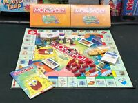 Spongebob Squarepants Monopoly Edition- Replacement Parts/Pieces-Your Choice!