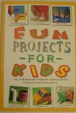 Fun Projects for Kids Get Crafty Illustrated Vivienne Bolton Free Shipping