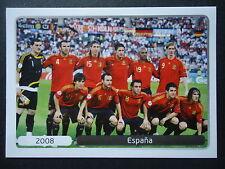 Panini 537 Espana Spanien 2008 EM 2012 Poland - Ukraine
