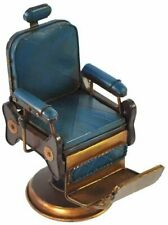 Vintage Retro Mini Barber Chair Decorative Barbershop Handmade Chair Free P&P