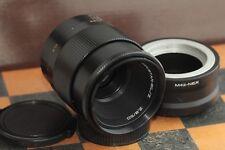Industar 61 L/Z Lens 50mm f 2,8 MACRO m42 + Adapter SONY E Nex