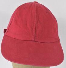 Red GAP Brand Dress Blank Polo Style Baseball Hat Cap Adjustable Strap