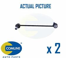 2 x NEW COMLINE FRONT DROP LINK ANTI ROLL BAR PAIR OE QUALITY CSL7145