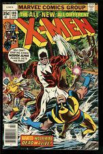 X-Men #109 1st Weapon Alpha - Very Good/Fine