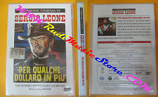 DVD Movies for a few dollars more SERGIO LEONE EASTWOOD Sealed No VHS (d3)