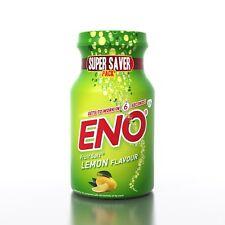 2PCS Eno Fruit Salt Lemon Flavor 100gm For Indigestion Gas Nausea Bloating