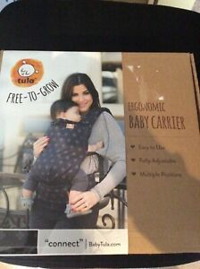 NIB Tula Free To Grow baby carrier Connect RARE Nordstrom Exclusive