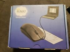 Halo Scanner Mouse New Open Box